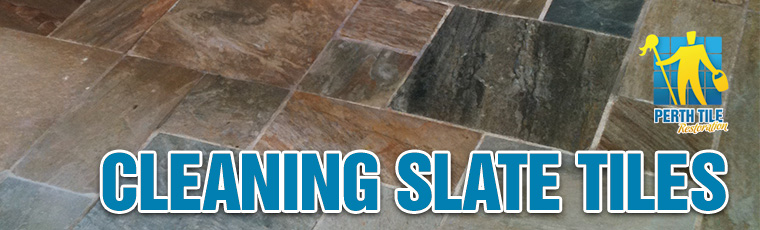 Slate Cleaning In West Swan