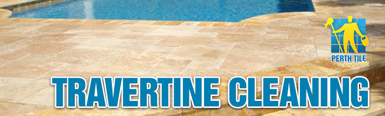 Travertine Cleaning In Glen Forrest