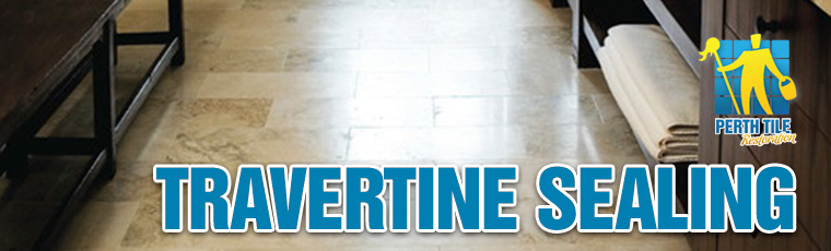 Travertine Sealing In Glen Forrest